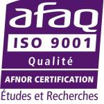 AFAQ ISO 9001 Etudes et Recherches du Cerib