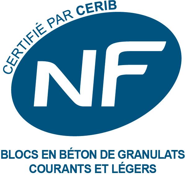 CERIB_quadri_blocs en beton granulats courants et legers(25A)