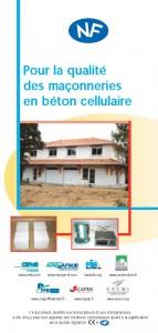 Blocs en beton cellulaire cerib - Beton cellulaire resistance thermique ...