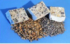 ICCX Russia - Innovation béton - Granulats recyclés