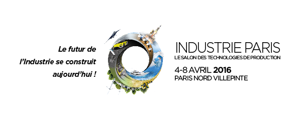 Salon Industrie 2016 à Paris