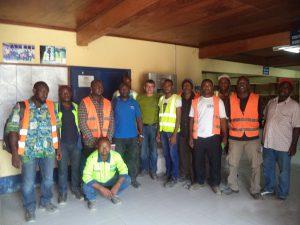 Etalonnage : Prestations et formations au Cameroun