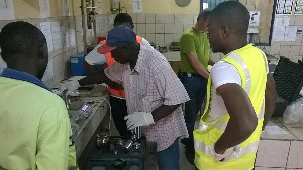 Métrologie : Prestations d'étalonnage et formations au Cameroun