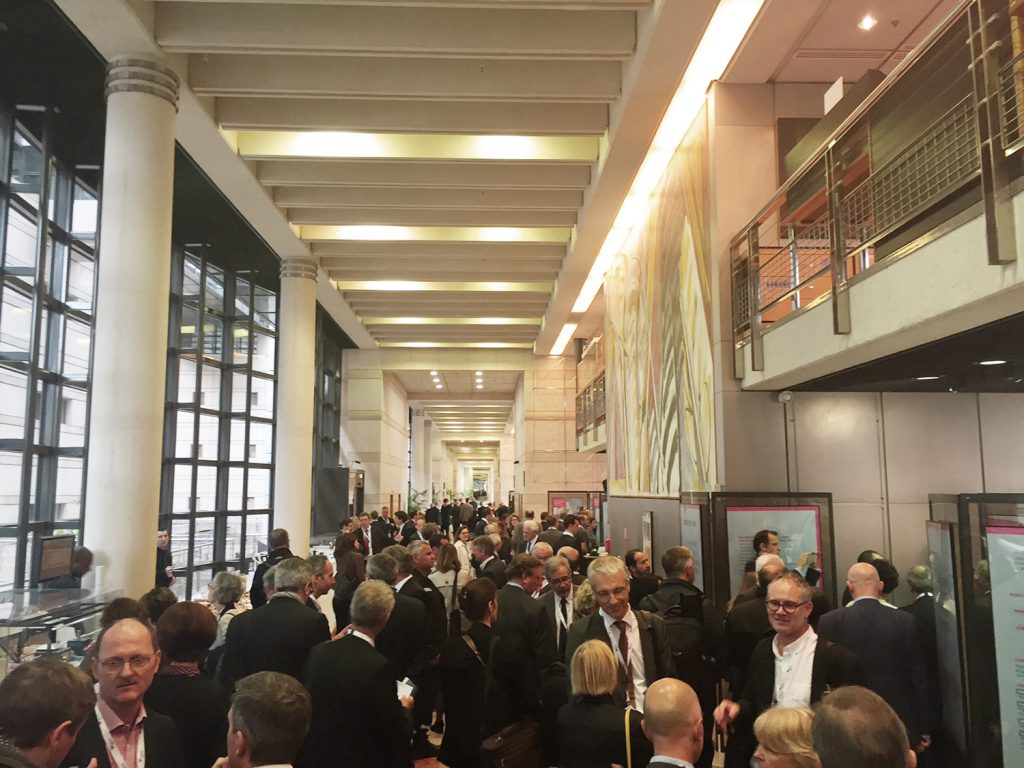 Expo Réseau CTI à Bercy