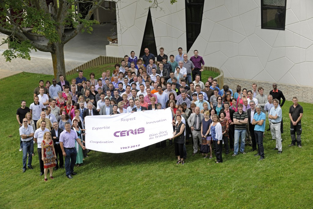 Cerib employees
