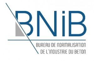 Logo BNIB - Bureau de Normalisation de l'Industrie du Béton