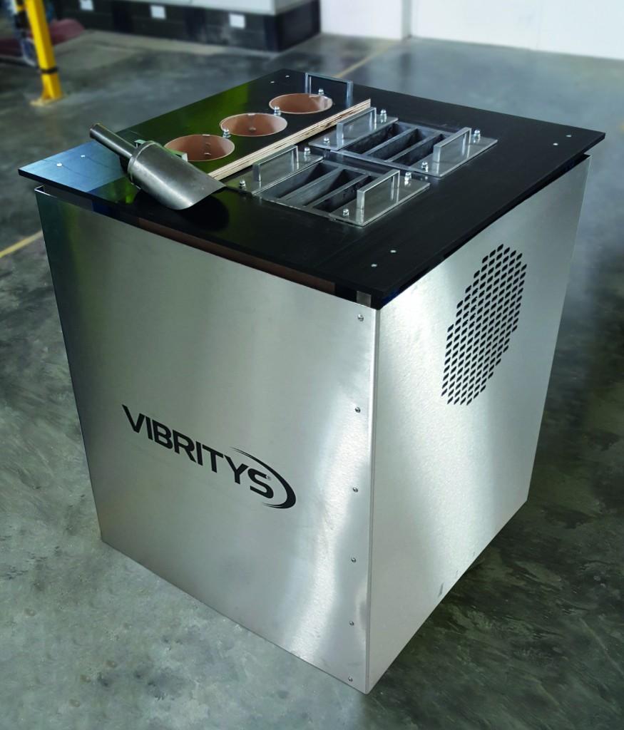 Vibritys - Concrete vibration system
