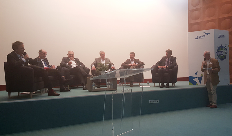 Expertise & Construction - Table ronde Economie circulaire