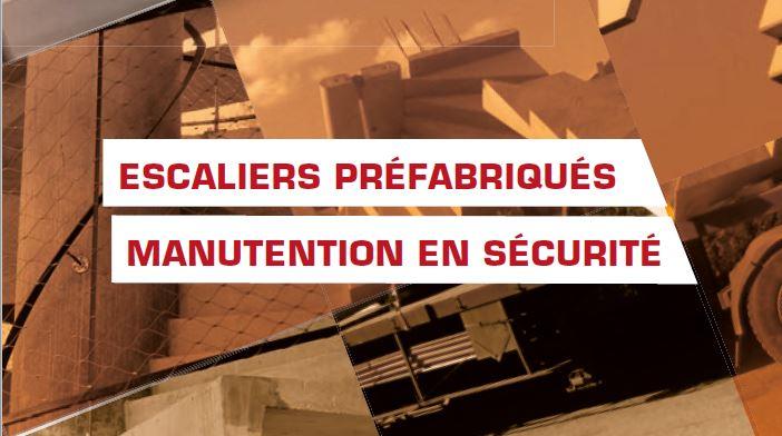 carnet chantier : sécurité escaliers