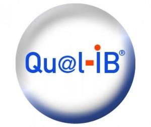 Logo Qual-IB - Registres informatisés de l'industrie du béton