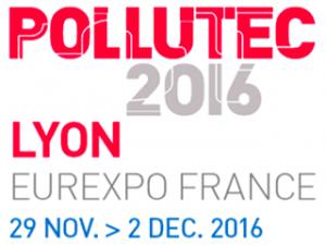 Logo Salon Pollutec 2016