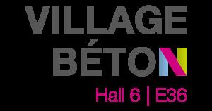 Village Béton - Pollutec 2016 à Lyon