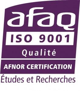 Logo AFAQ ISO 9001 Activités E&R