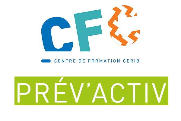 PREV'ACTIV : une nouvelle expérience en formation