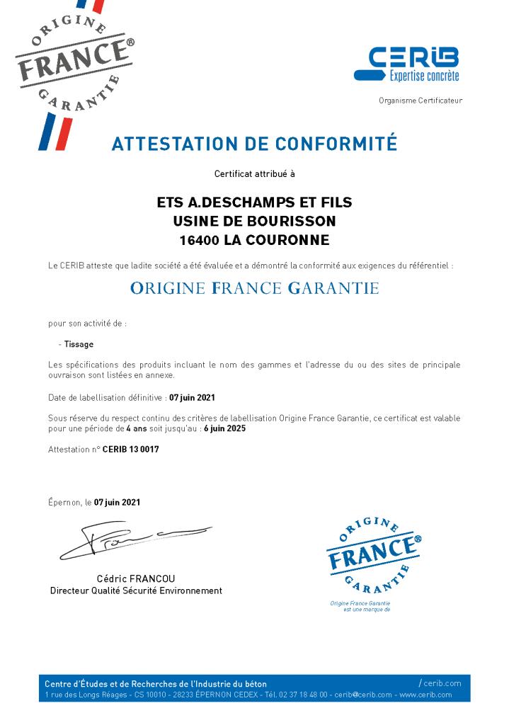 Certificat CERIB_ETS A.DESCHAMPS ET FILS(2021)_Page_1